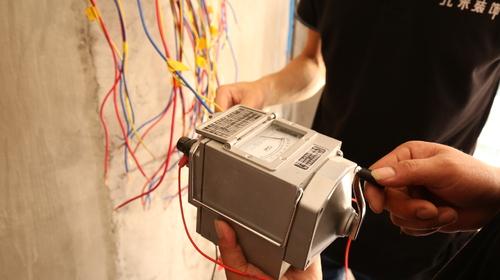 最专业的水电检测