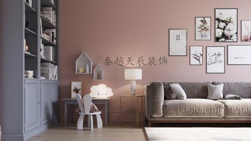 粉蓝温馨小调